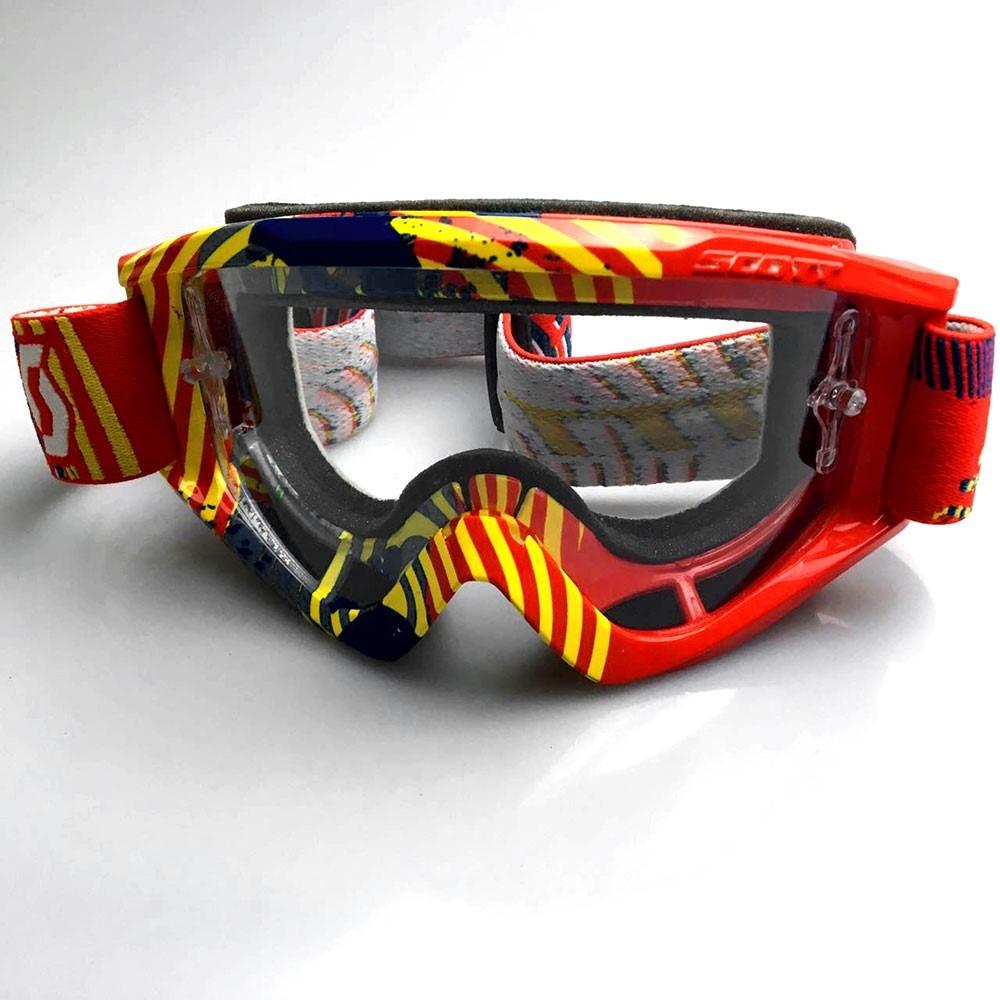 Óculos Goggles Scott Recoil Xi Pro - Motocross Trilha - R  169,00 em ... a1c22baad7