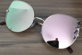 0bd95b73c Oculos Redondo Colorido - Óculos no Mercado Livre Brasil