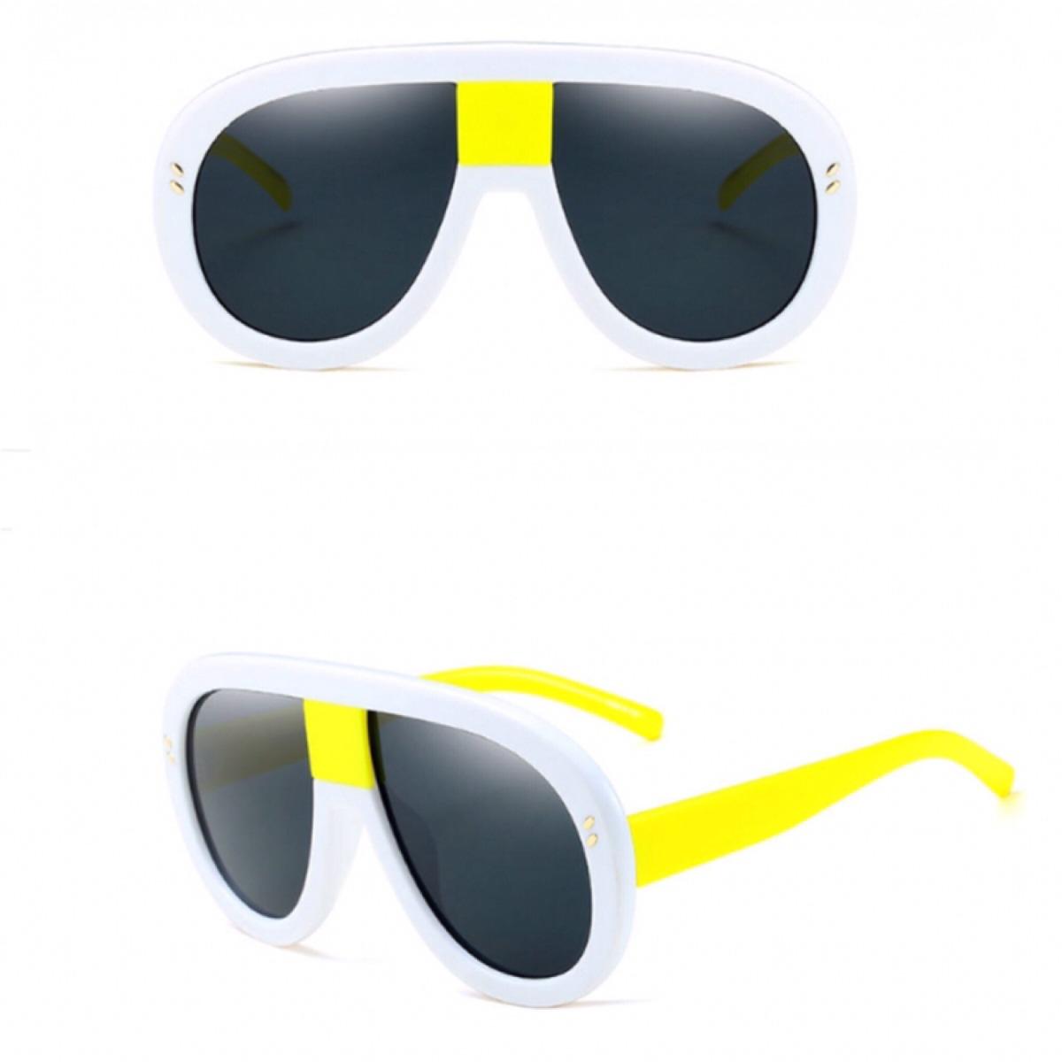93cb33d7e56c3 óculos grande dimensões branco. Carregando zoom.