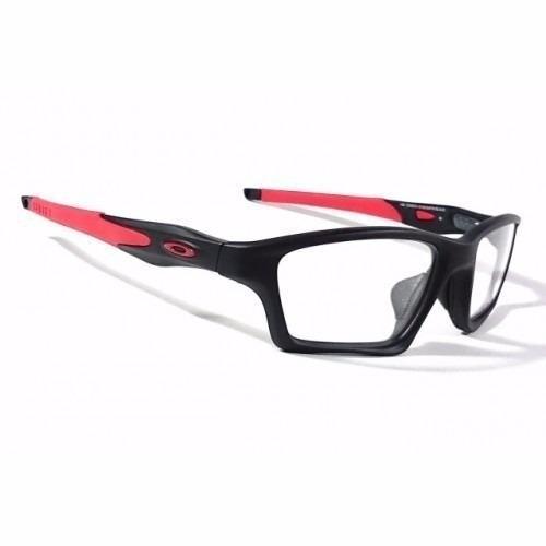 Óculos Grau Armacao Oakley Crosslink + 1 Par De Hastes - R  150,00 ... 8727ae32b0
