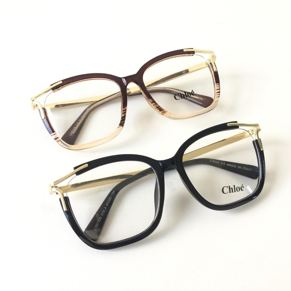 296f5dabbed6a oculos grau armação feminino retrô vintage barato masculino. Carregando zoom .