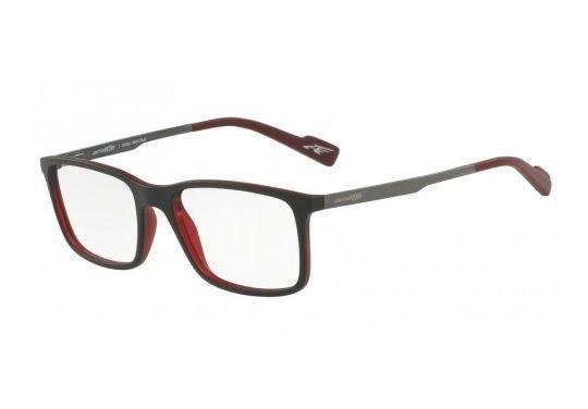 Armação Oculos Grau Arnette An7114l 2316 Preto Fosco Vermelh - R ... c572381914