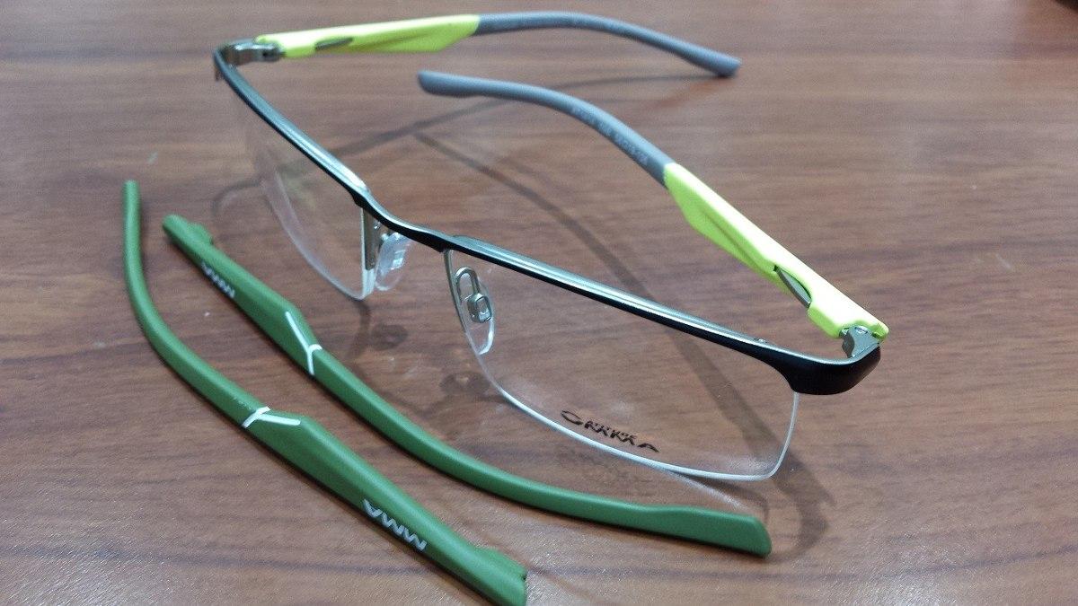 c922c3dc9 óculos grau atitude mma anderson silva at1414 09b 12 x s/jur. Carregando  zoom.