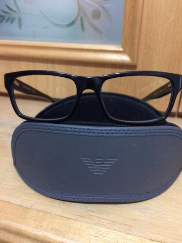 0b4009846a00a Armações óculos De Grau Emporio Armani