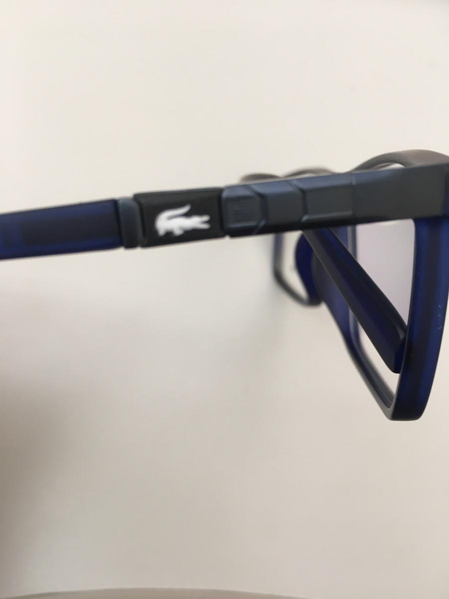 6c64e83cdec79 Óculos Grau Lacoste Frete Gratis - R  119,99 em Mercado Livre
