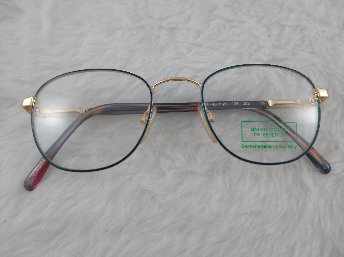 Óculos Grau Mola Hastes United Colors  benetton 062m - R  82,03 em ... 3549f3d242