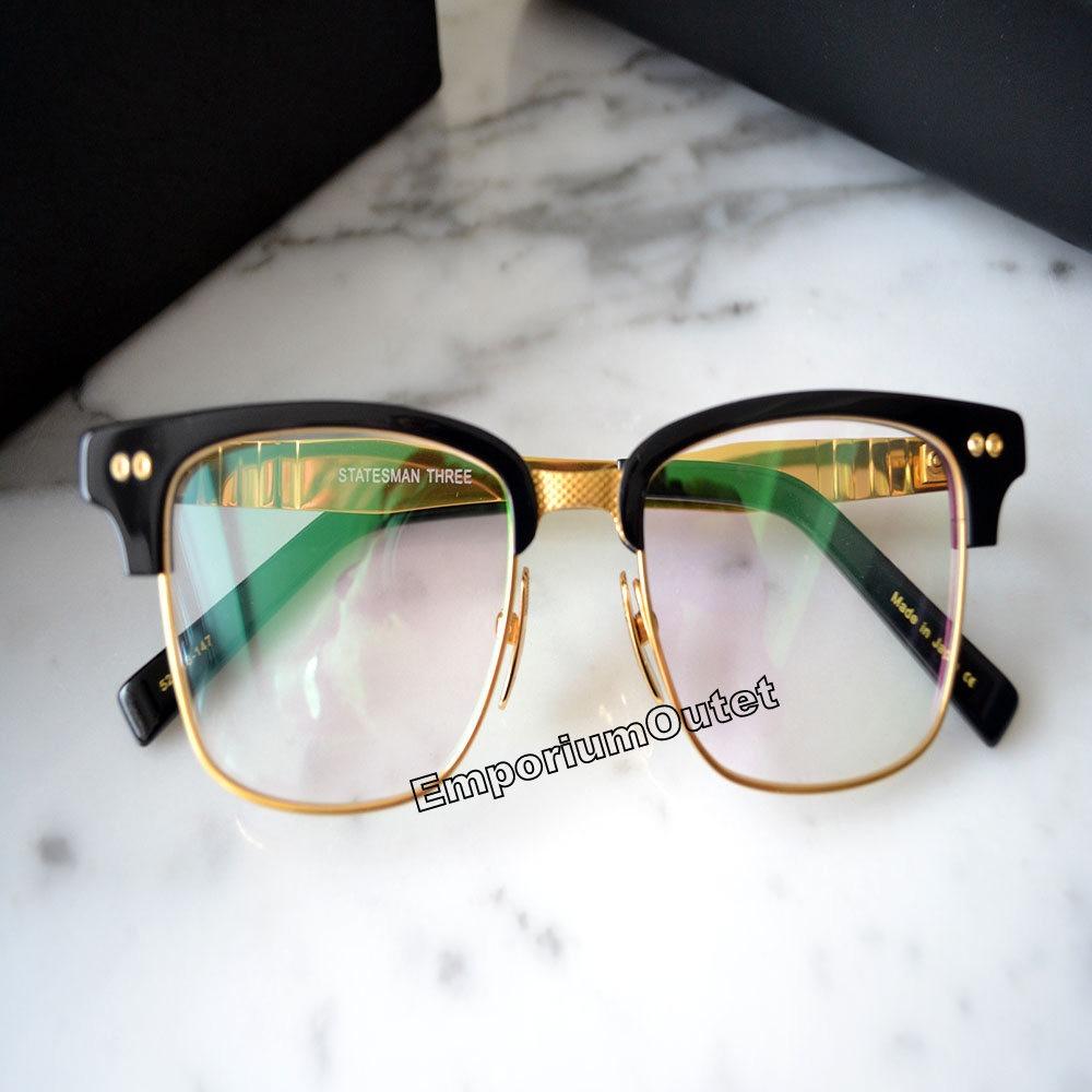 a91b2d4759a63 Oculos De Grau Dita Gucci Versace Armação Titanio Ouro 18k - R  549 ...