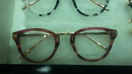 580e32134 Oculos Gucci Armação De Grau Acetato Gucci - Envio Imediato - R$ 120 ...