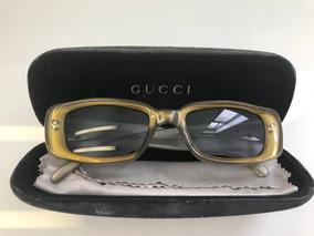 62d91b69a Oculos Gucci Gg 2409 Ns De Sol - Óculos no Mercado Livre Brasil