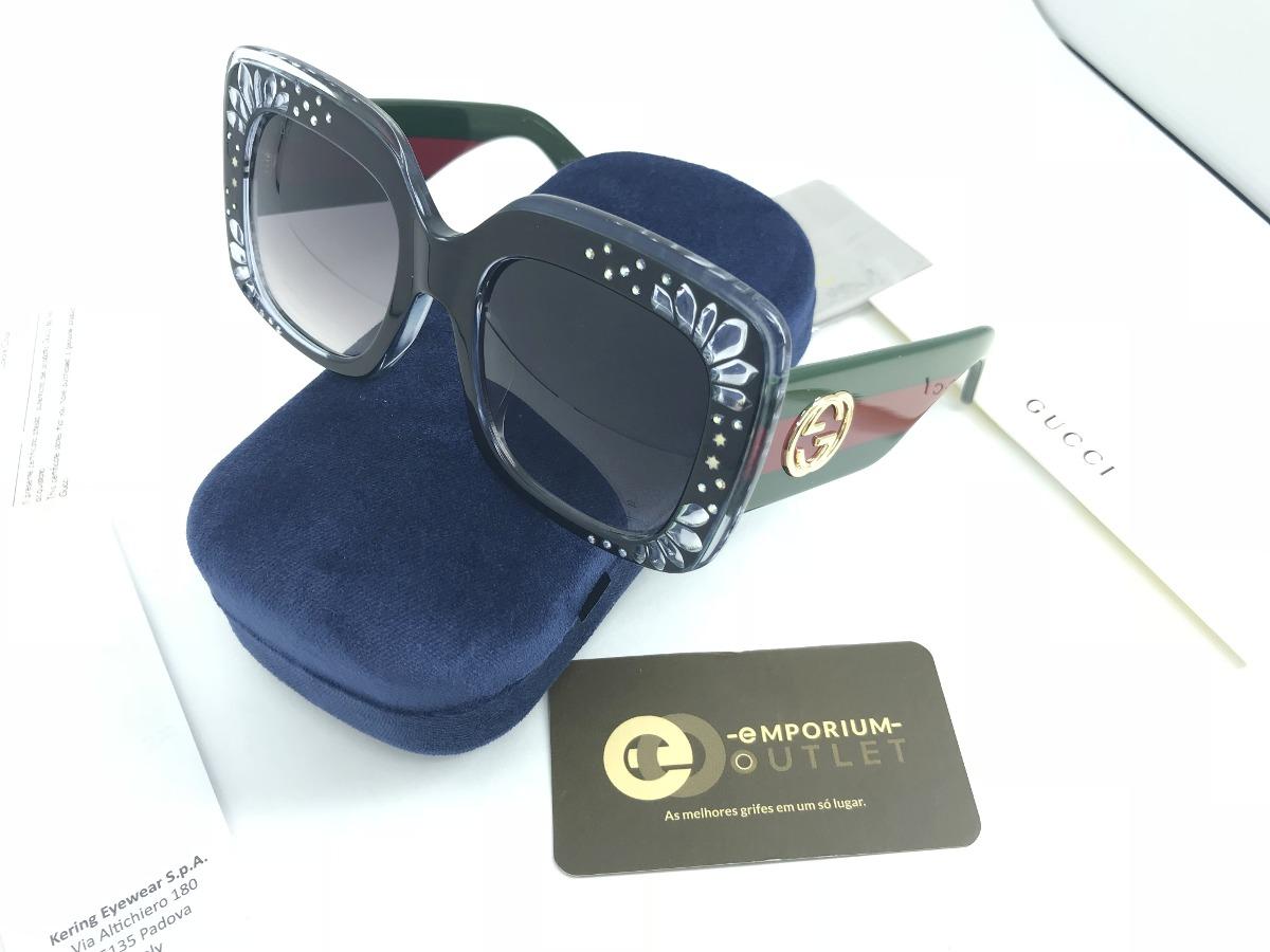 Oculos Gucci Original Gg3862 Fotos Reais Oportunidade - R  599,00 em ... 5d4e570f63