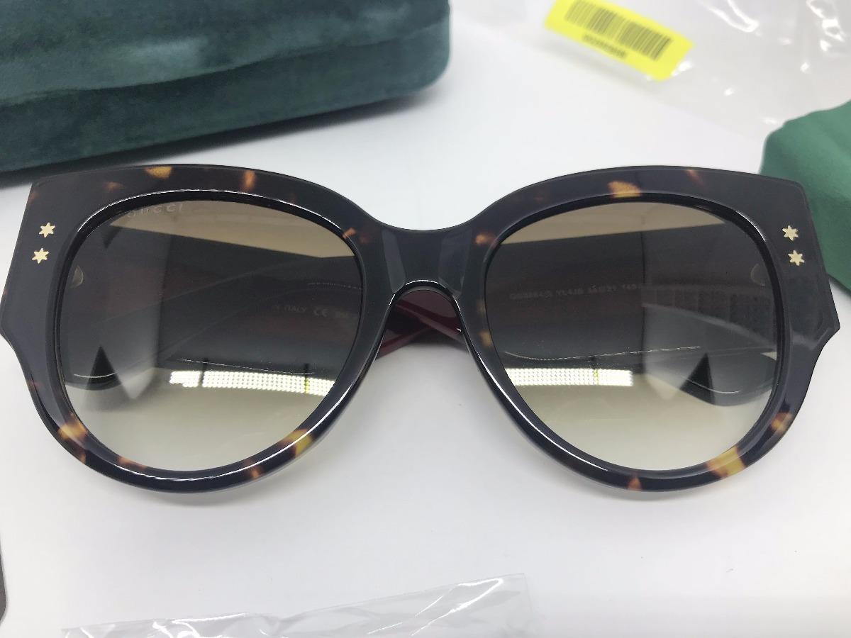 Oculos Gucci Original Gg3864 Tortoise Fotos Reais - R  649,00 em ... 9b8805060e