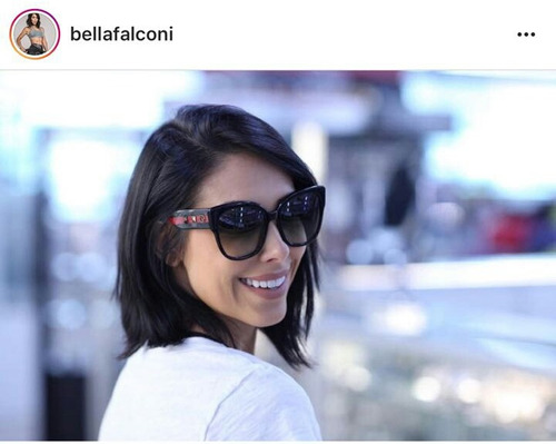 óculos gucci original lancamento2017 blogueira bella falcone