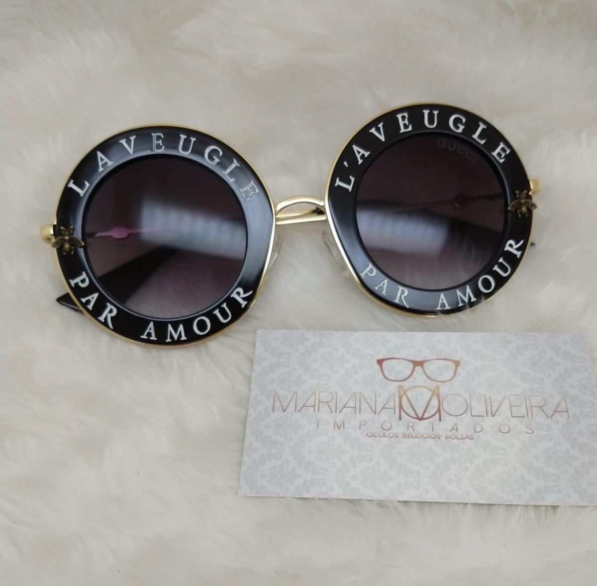 ea105b275b8 óculos gucci round. Carregando zoom.