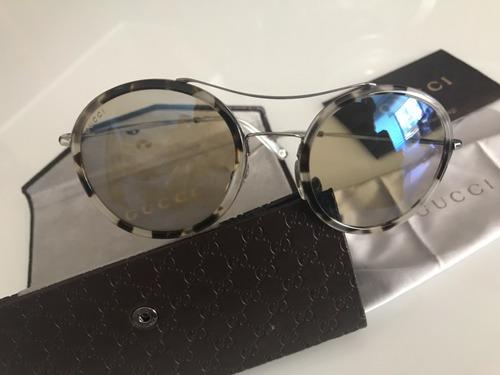 óculos gucci spotted havana