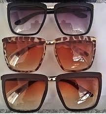 cb60e5c037beb Óculos Gucciluxo Quadrado Leopard - R  99,00 em Mercado Livre