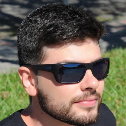 b78706dcd Óculos Hb Big Vert Masculino Esportivo Uv400 - R$ 50,00 em Mercado Livre
