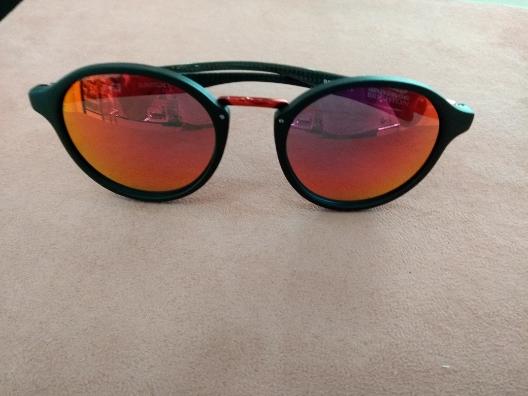 5315f31253b23 Oculos Hb Brighton Red Crome - R  645,00 em Mercado Livre