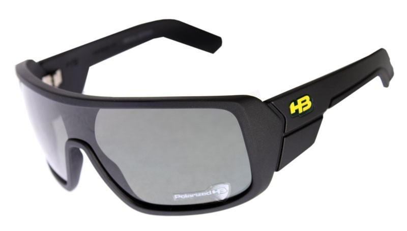 37c0f1a6b9dbd Óculos Hb Carvin Tony Kanaan Matte Black Polarizado - R  349,90 em ...