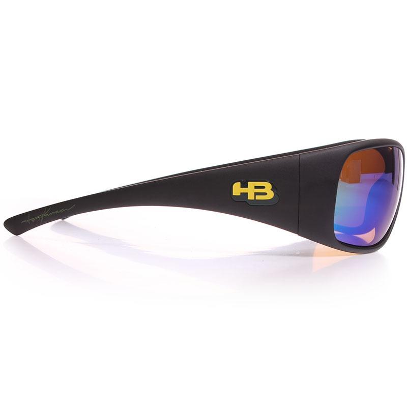 1dbc16104b8e5 óculos hb fastback tony kanaan - preto. Carregando zoom.