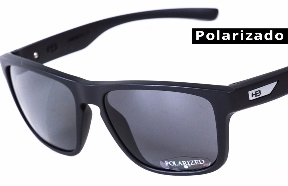 20c40ea9c582e óculos hb h-bomb gloss black polarized. Carregando zoom.