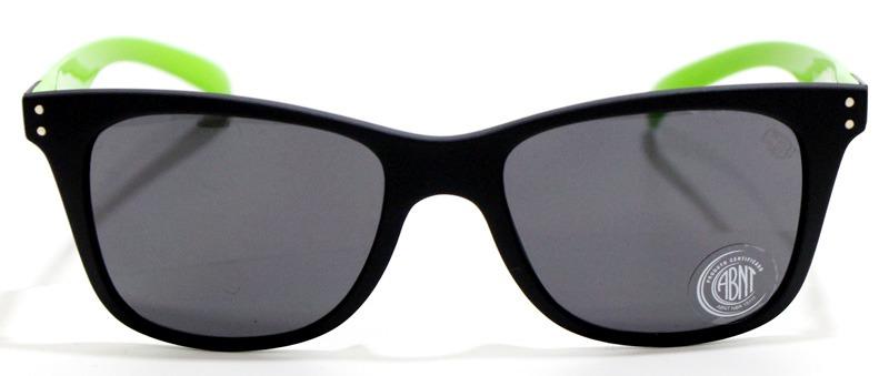 Óculos Hb Landshark Ii M.black g.l.green Gray Lens - R  249,90 em ... f6f51700a2
