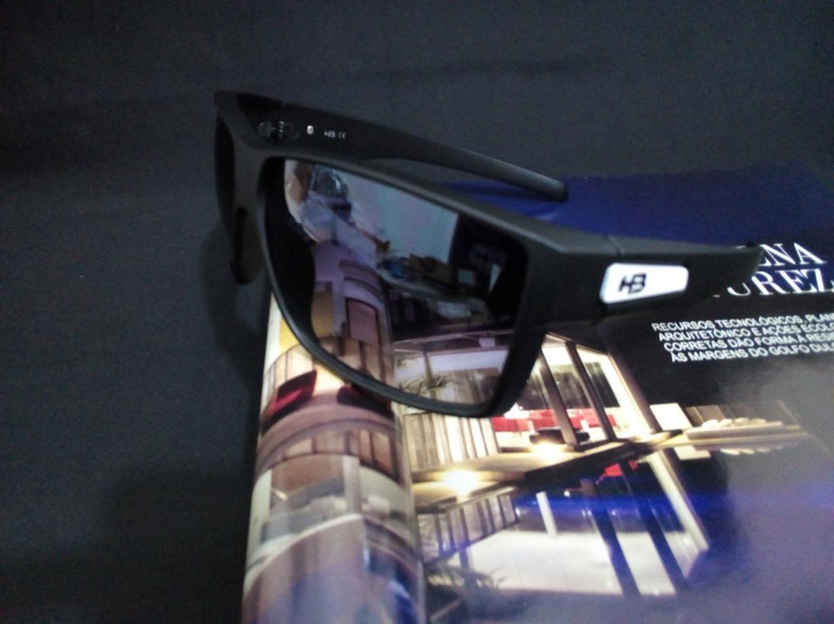 0a8e0494d Óculos Hb Masculino Quadrado Reflexivo Tam Gg - R$ 60,00 em Mercado ...