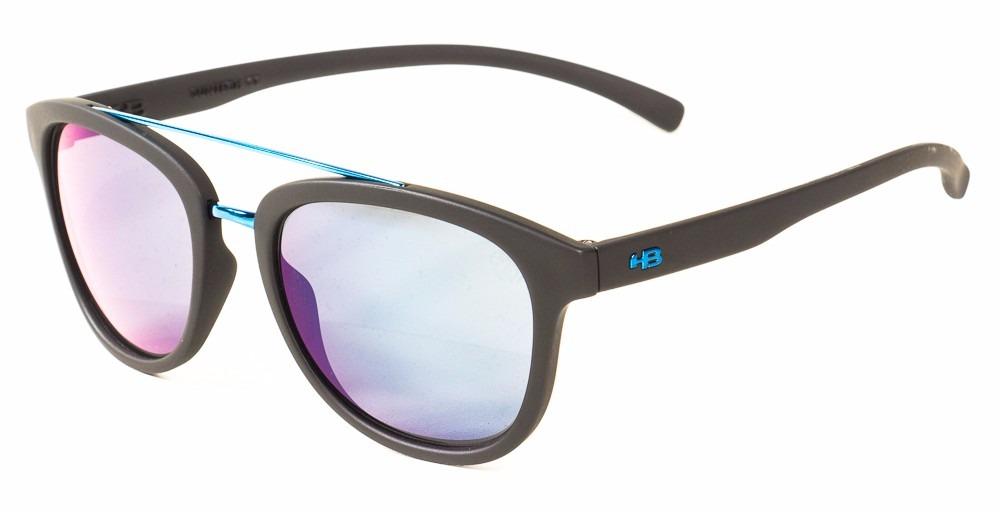 61da8e4626fe6 óculos hb moomba matte black d.blue. Carregando zoom.