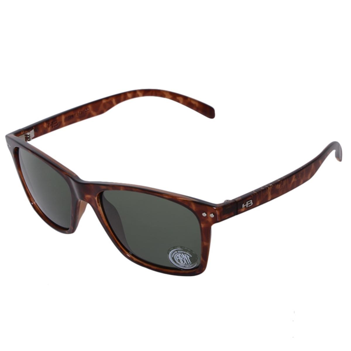 Óculos Hb Nevermind Brown Turtle - R  299,90 em Mercado Livre f60964780b