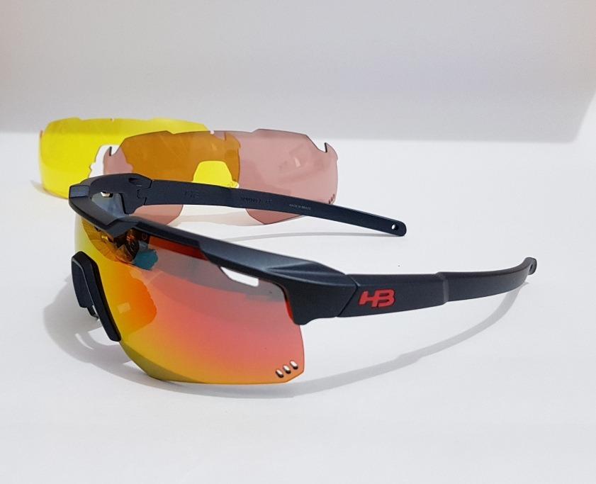 5253b9957cd85 óculos hb shield matte navy 9013762609 orig. Carregando zoom.