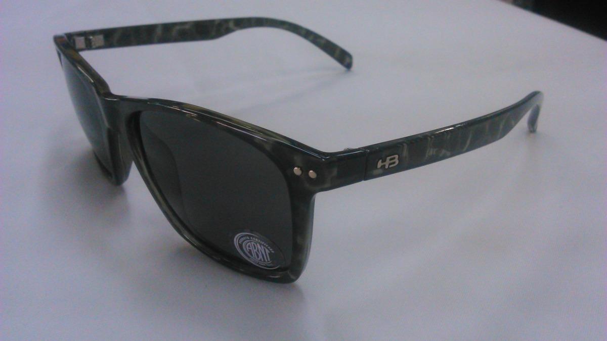 2a8bfd0b16453 Óculos Hb Solar Hb Nevermind Black Tiger - Gray - R  249,00 em ...