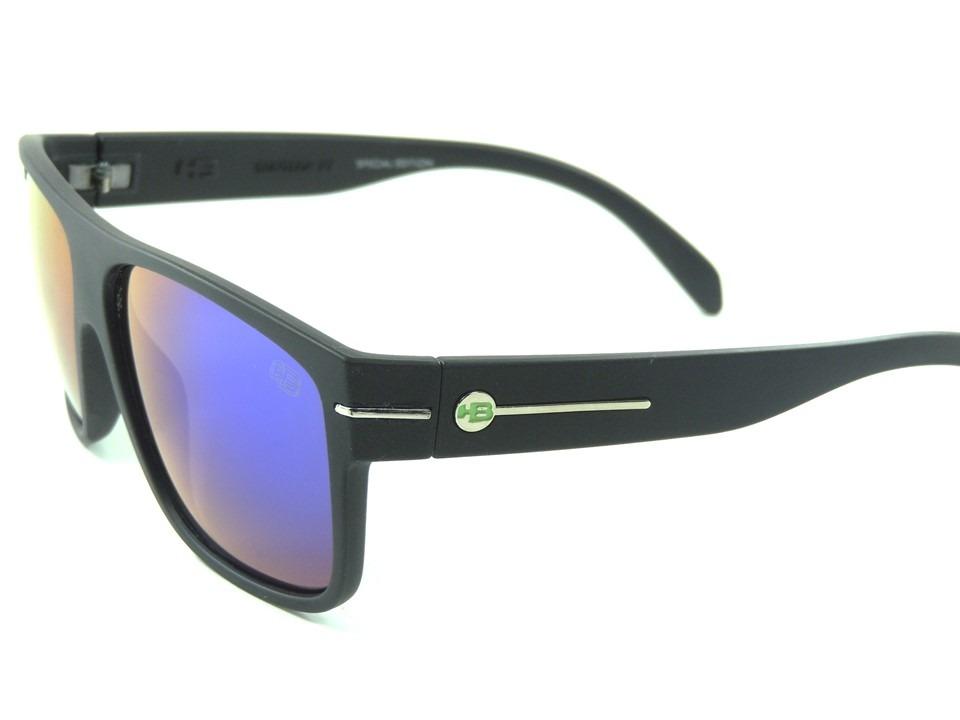 6f5b3af678218 Óculos Hb Would Masculino Verde Proteção Uv400 - R  49,99 em Mercado ...