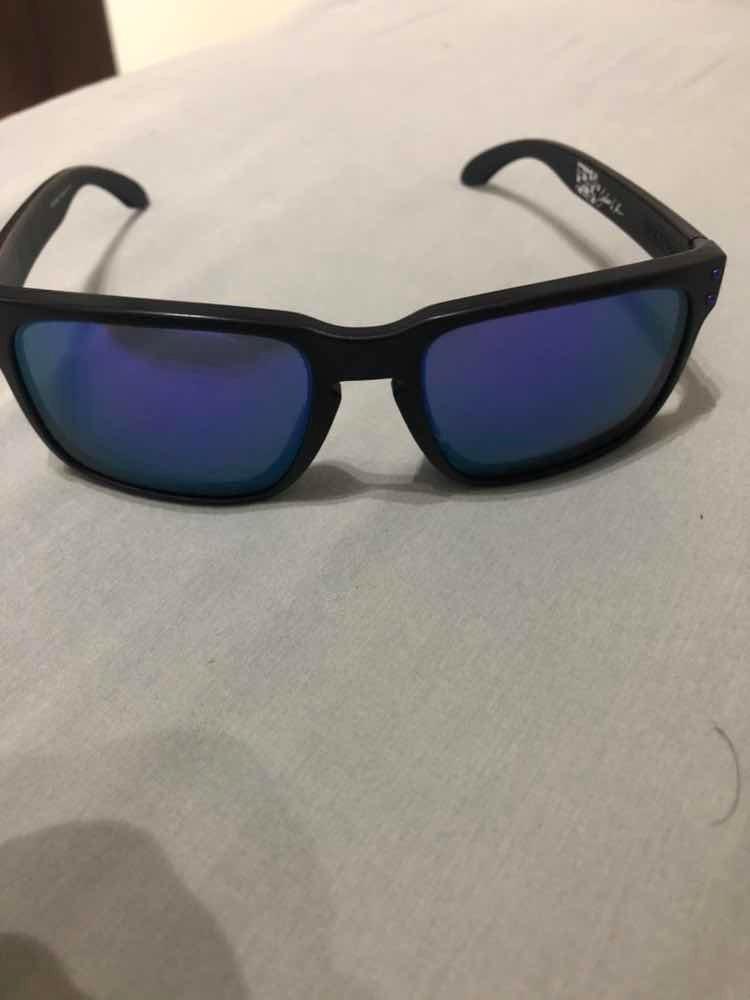 d2c409a77 Óculos Holbrook Azul Oakley - R$ 290,00 em Mercado Livre
