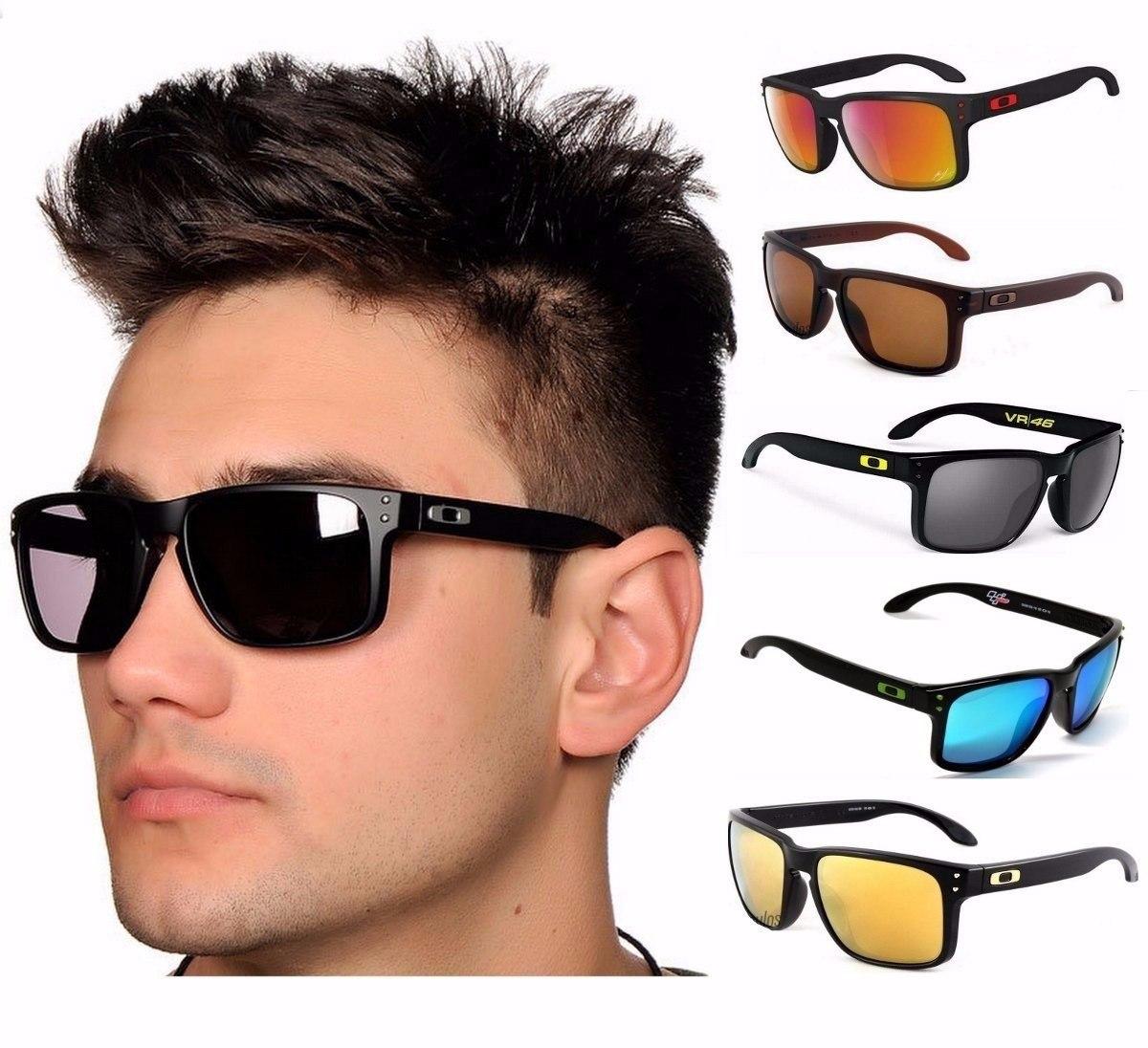 Óculos Holbrook Lente Espelhada + Garantia + Frete Gratís - R  109,90 em  Mercado Livre 9707c1d976