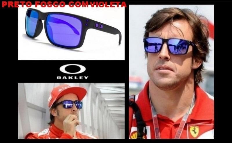 Oculos Holbrook Lente Roxa Polarizada Frete Fixo 5,00 - R  65,90 em ... 446ee64476
