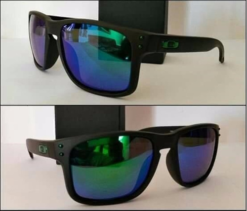 9211d0b261847 óculos De Sol Oakley Holbrook Polarizado Masculino