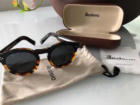 5ce74c2ac Illesteva Leonard De Sol Oculos no Mercado Livre Brasil