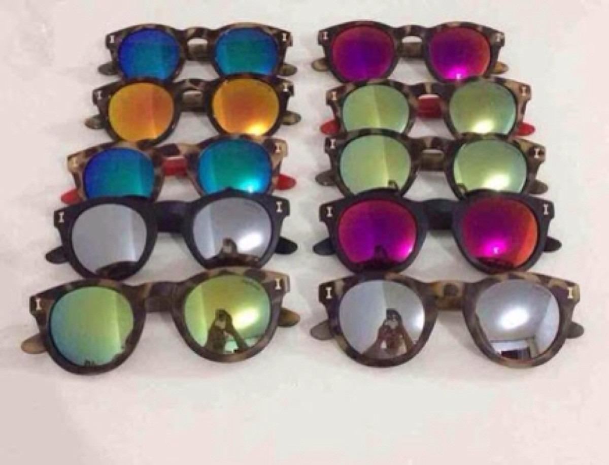68b0d7bda Óculos Illesteva Leonard Espelhado Menor Preço Do Ml - R$ 69,99 em Mercado  Livre