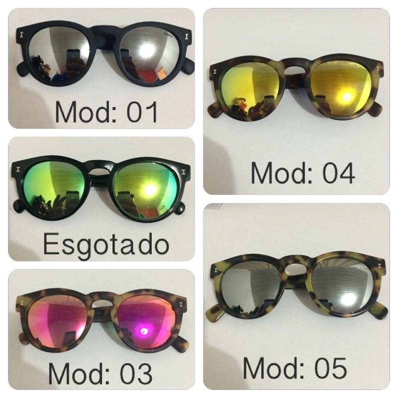 6ac3a8a84 óculos illesteva leonard, várias cores e melhor preço. Carregando zoom.