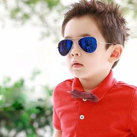 65944157c Óculos De Sol Infantil Estilo Aviador Réplica Pronta Entrega - Óculos no  Mercado Livre Brasil