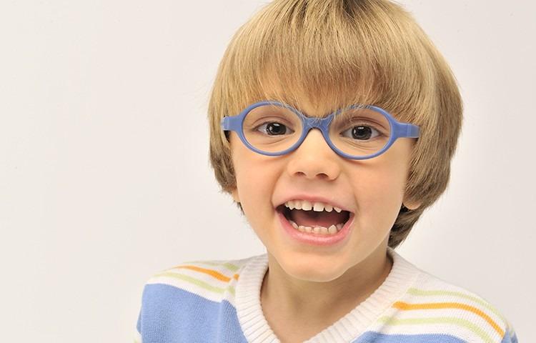 Óculos Infantil Miraflex Flexível Baby Lux 2 Azul 5 A 7 Anos - R ... efd4686115