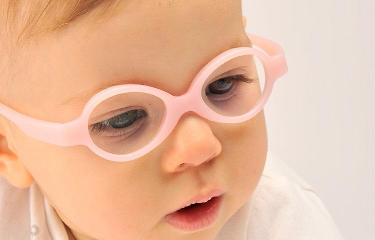 Óculos Infantil Miraflex Rosa - Baby Zero - Bebê Até 2 Anos - R  299,90 em  Mercado Livre 6cbacc4d0f