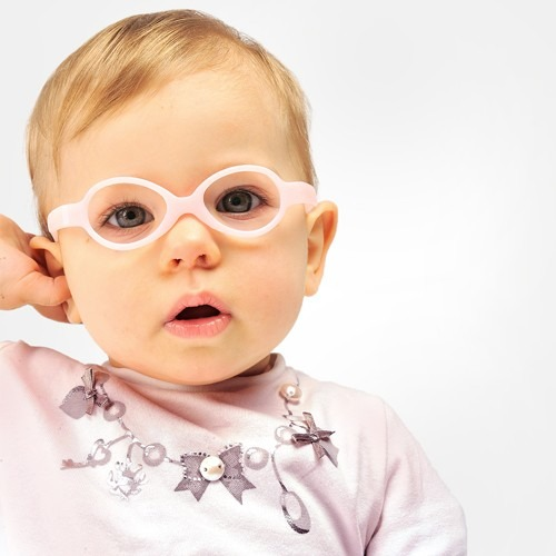 Óculos Infantil Miraflex Rosa - Baby Zero - Bebê Até 2 Anos - R  299 ... 77ba6d394a