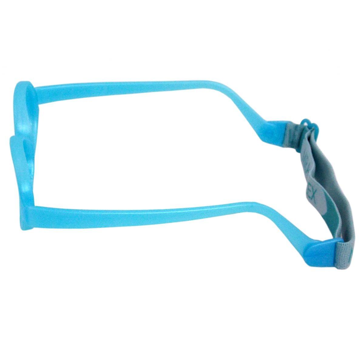 óculos infantil miraflex silicone 1 a 3 anos baby one tam.37. Carregando  zoom. 2177eece55