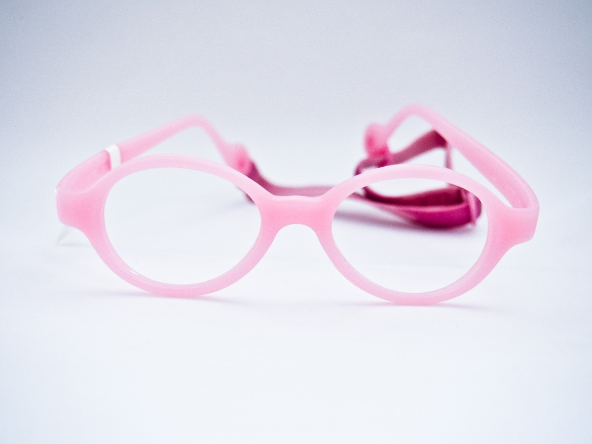 1f6ff8c4f Óculos Infantil Miraflex Silicone 2 A 5 Anos Baby Lux - R$ 320,00 em ...