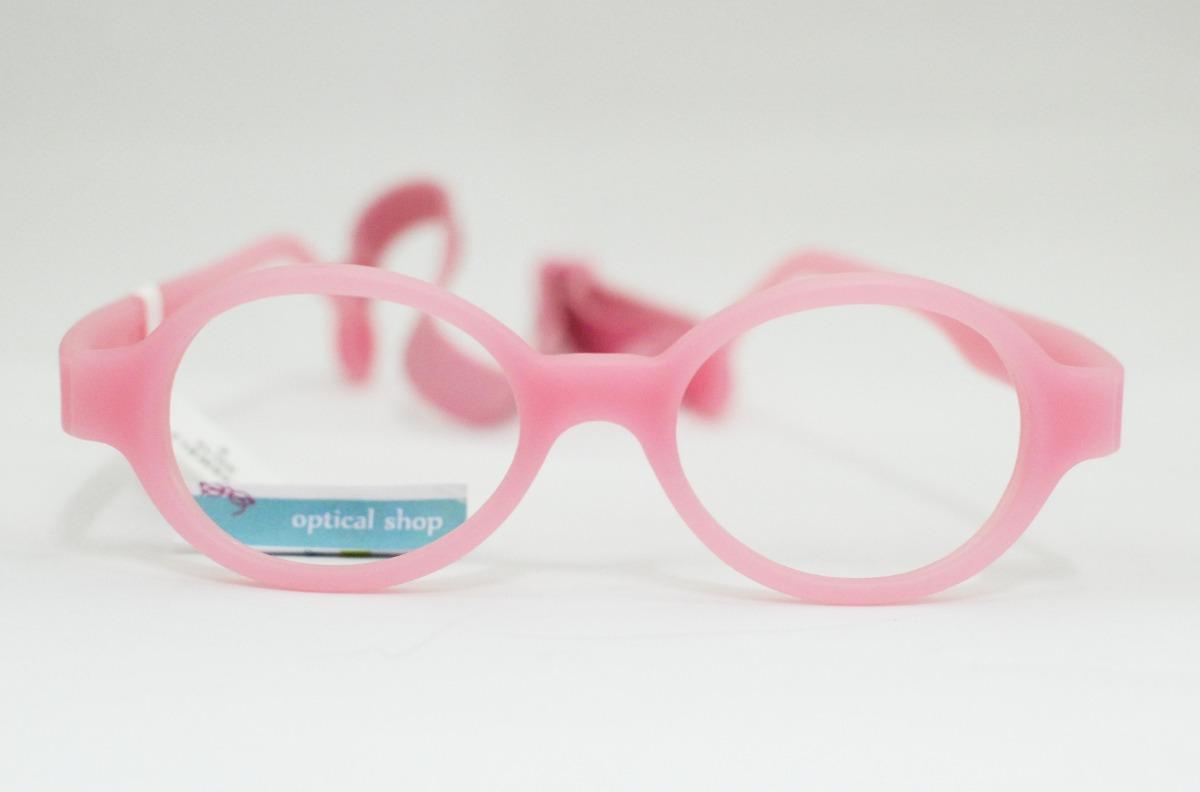 822678e2f75f7 Óculos Infantil Miraflex Silicone 5 A 7 Anos Baby Lux 2 - R  320