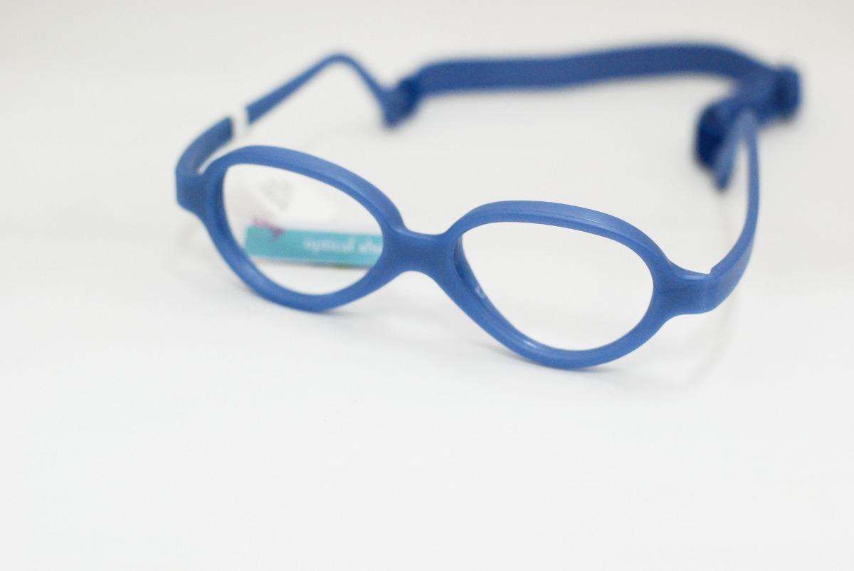a6d6ac590 Óculos Infantil Miraflex Silicone Baby One 1 A 3 Anos - R$ 320,00 em ...