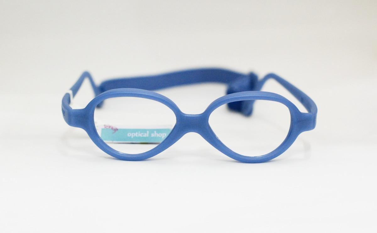 b389376ef Óculos Infantil Miraflex Silicone Baby One 1 A 3 Anos - R$ 320,00 em ...