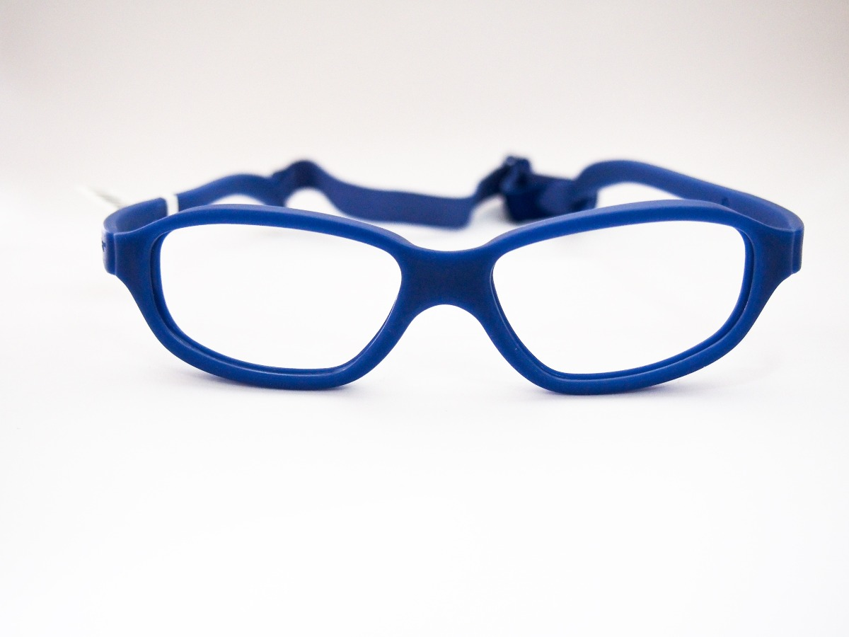 714f8b5a6eca4 Óculos Infantil Miraflex Silicone Nick 48 10 A 15 Anos - R  320