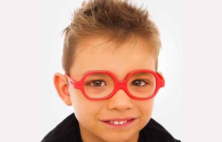 Óculos Infantil Miraflex Vermelho Flexível Maxi 2 A 5 Anos - R  299 ... 0489329344