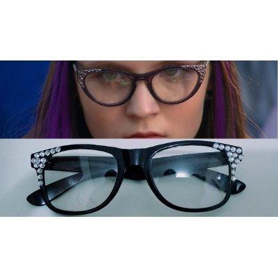aa4ff2d3c562e Óculos Infantil Novela Isabela Cúmplices De Um Resgate - R  6